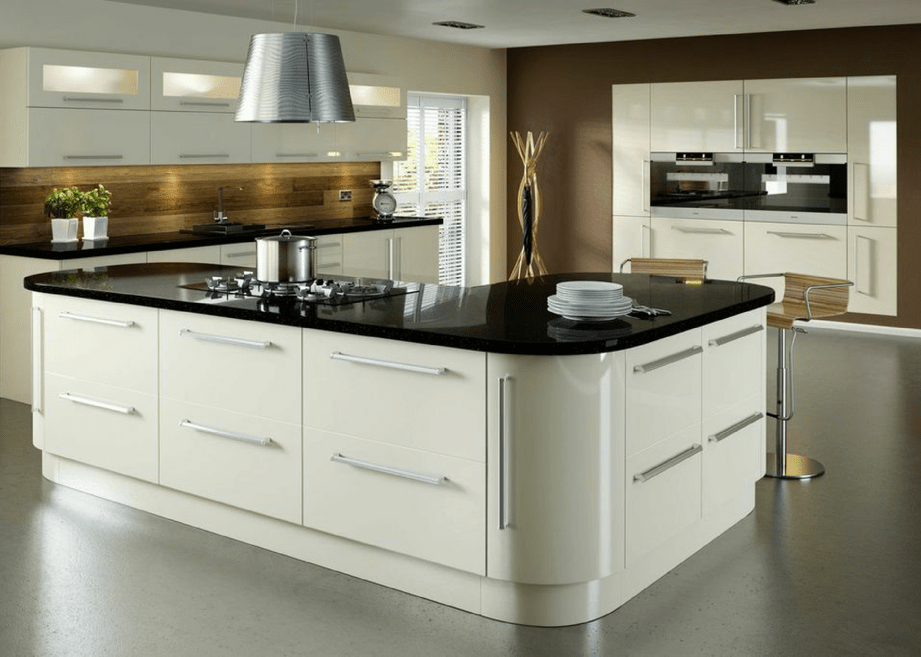 Kitchens mastercraft kitchens for Kitchen ideas high gloss
