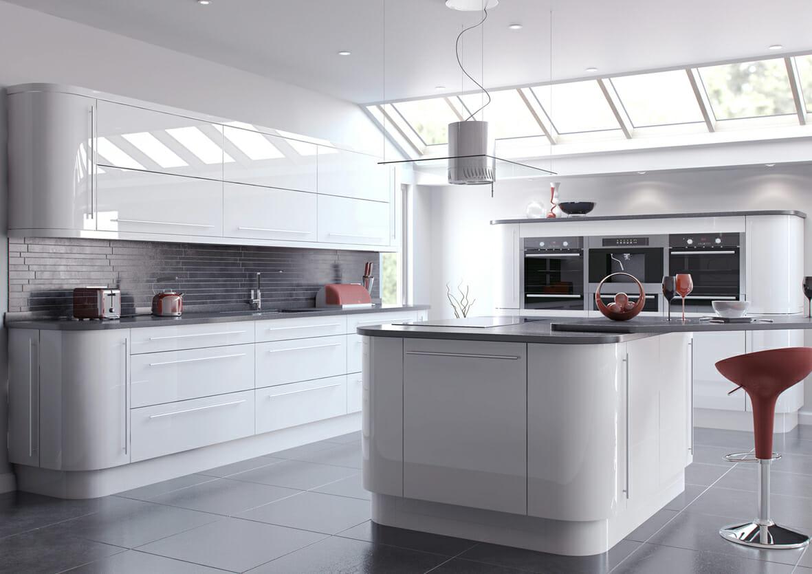 High gloss kitchens mastercraft kitchens - High Gloss Kitchens Mastercraft Kitchens 28