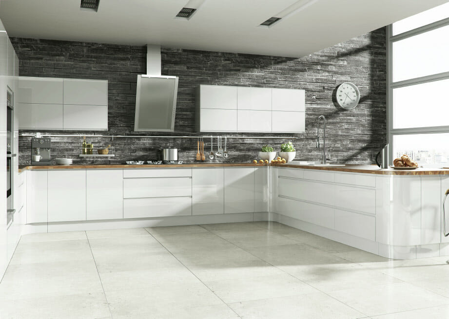 Lovely White And Grey Kitchen Ideas #1: Welford-Bright-White-Cropped.jpg