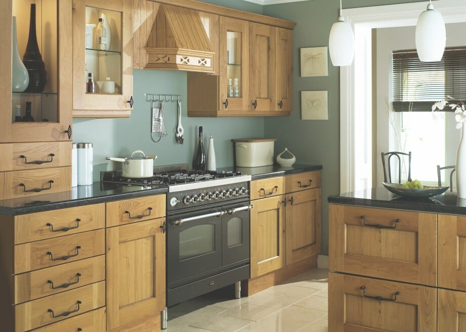 Mastercraft Kitchens Custom Built Fitted Kitchens