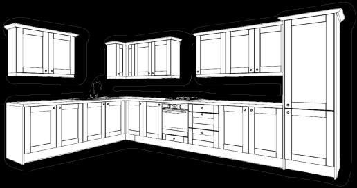 14 unit kitchen example