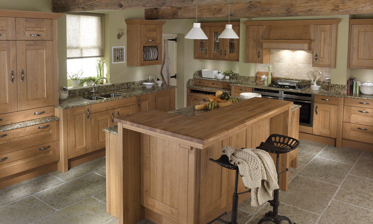 Traditional Kitchens Mastercraft Kitchens
