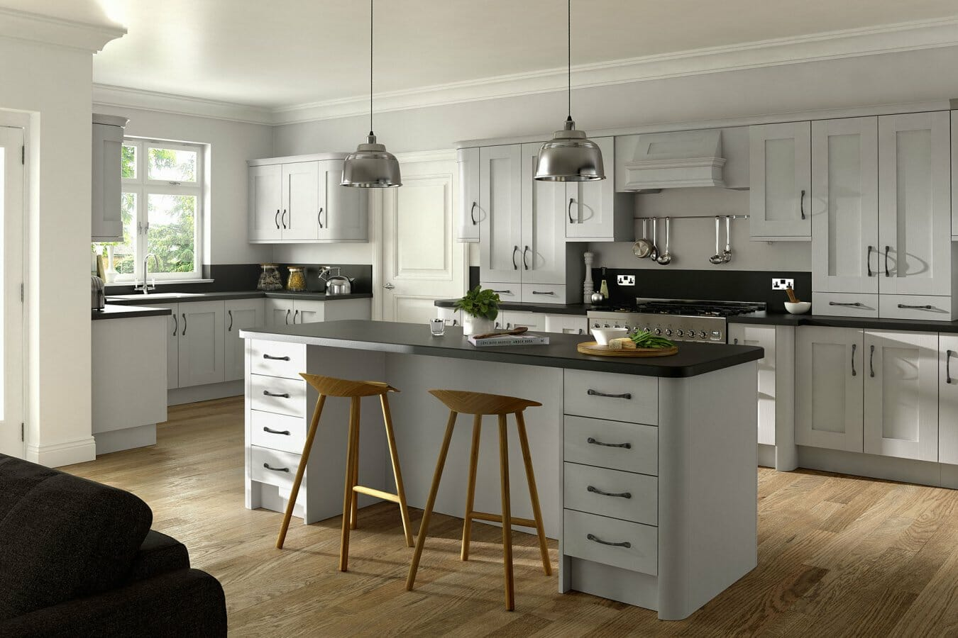 Kitchens mastercraft kitchens for Great kitchens