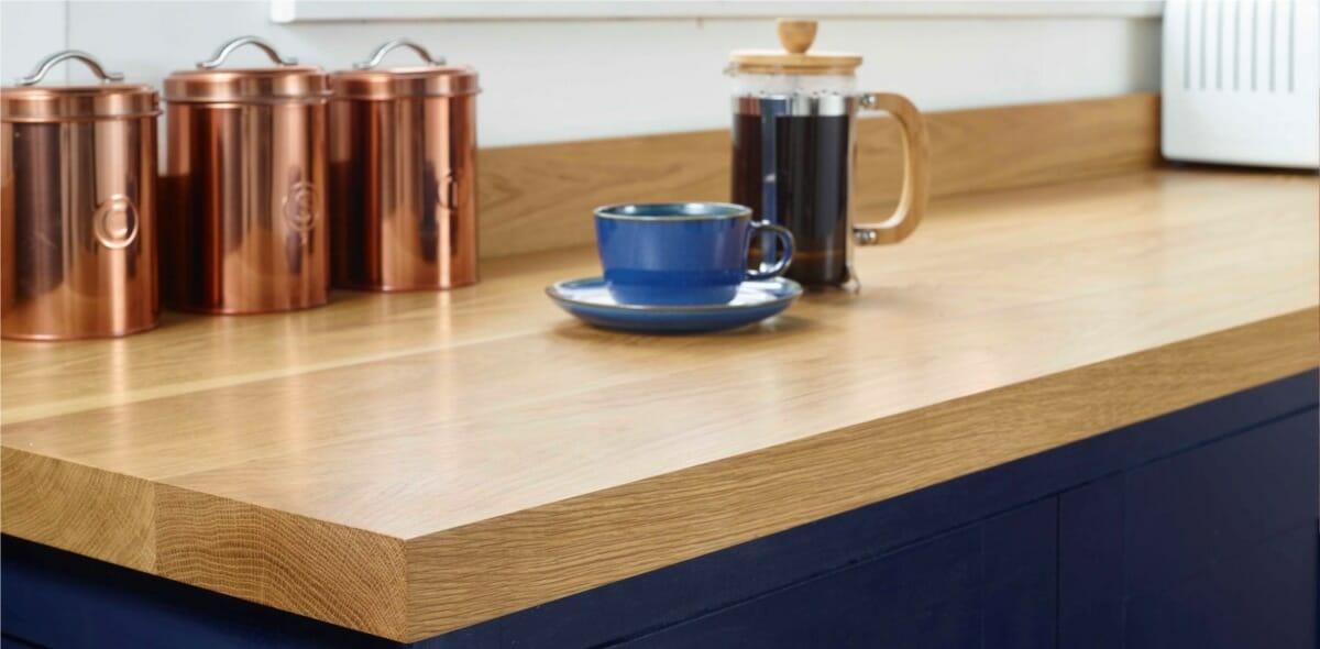 oak timber worktop