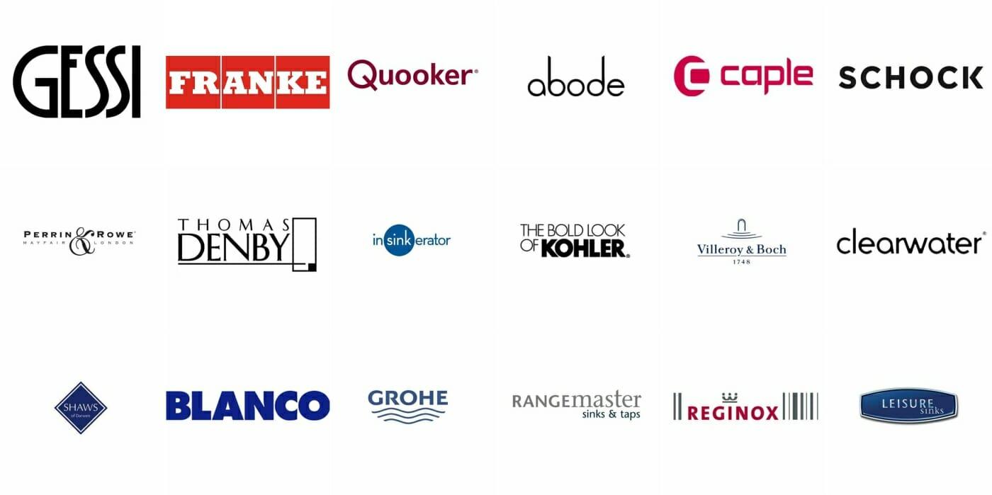 sink brands