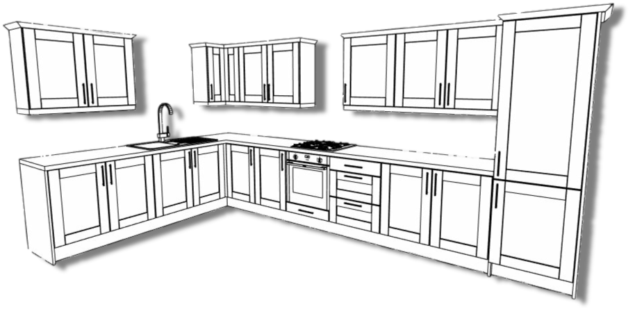 Shaker Kitchen Example