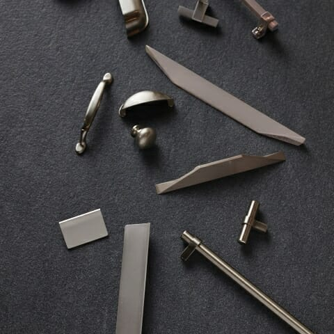 stainless steel handle collection