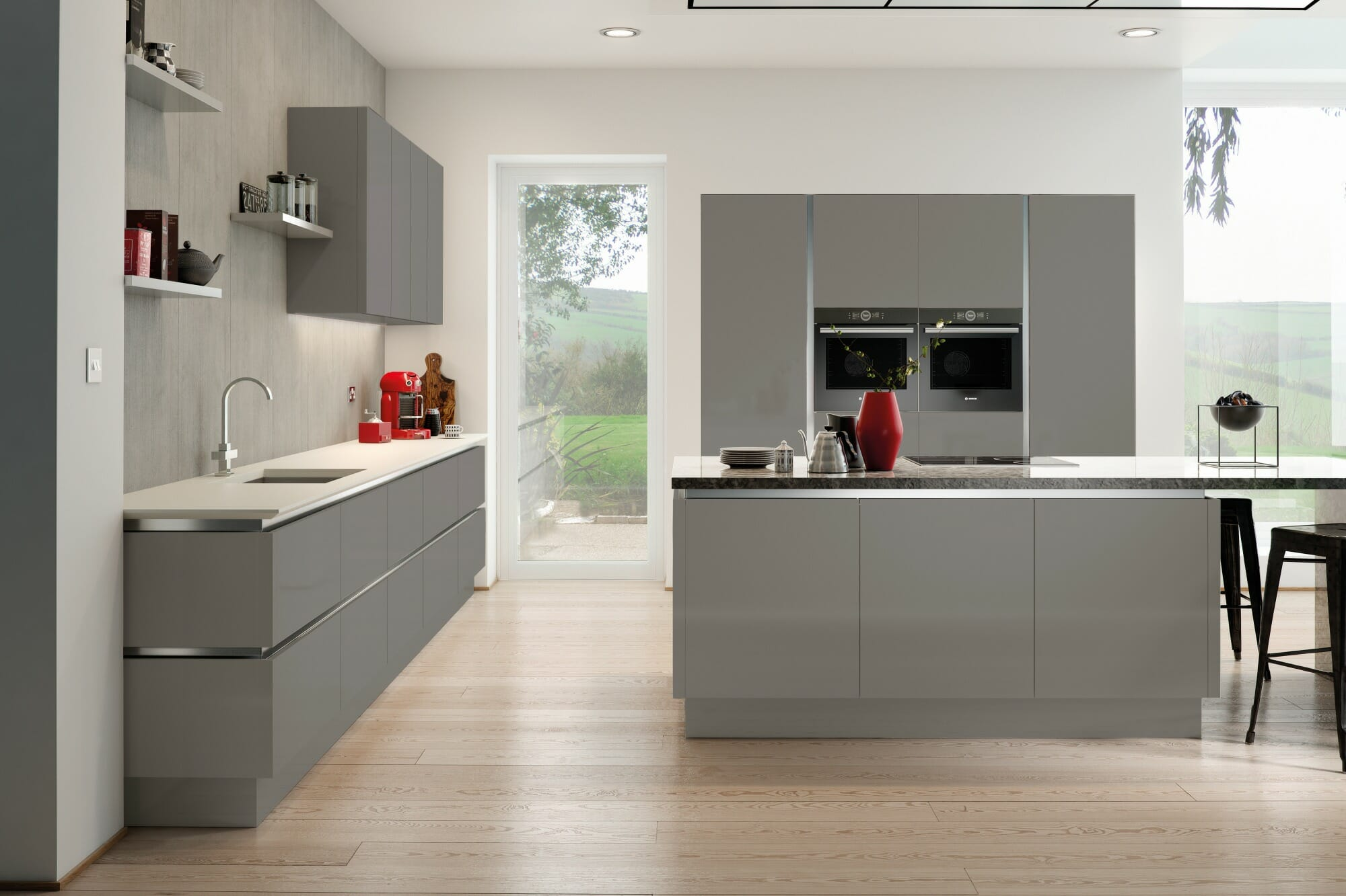 Vero Gloss Dust Grey