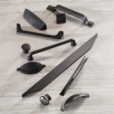 black handle collection