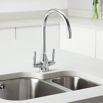 Twin Lever Taps