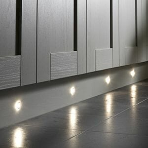 plinth lighting