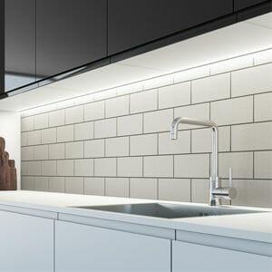 under cabinet strip lighting
