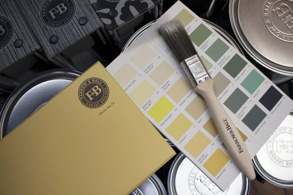 Bespoke Paint Colours