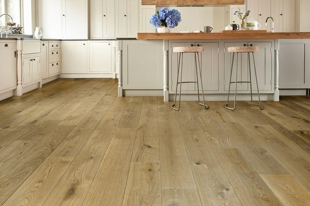 Real Wood Flooring