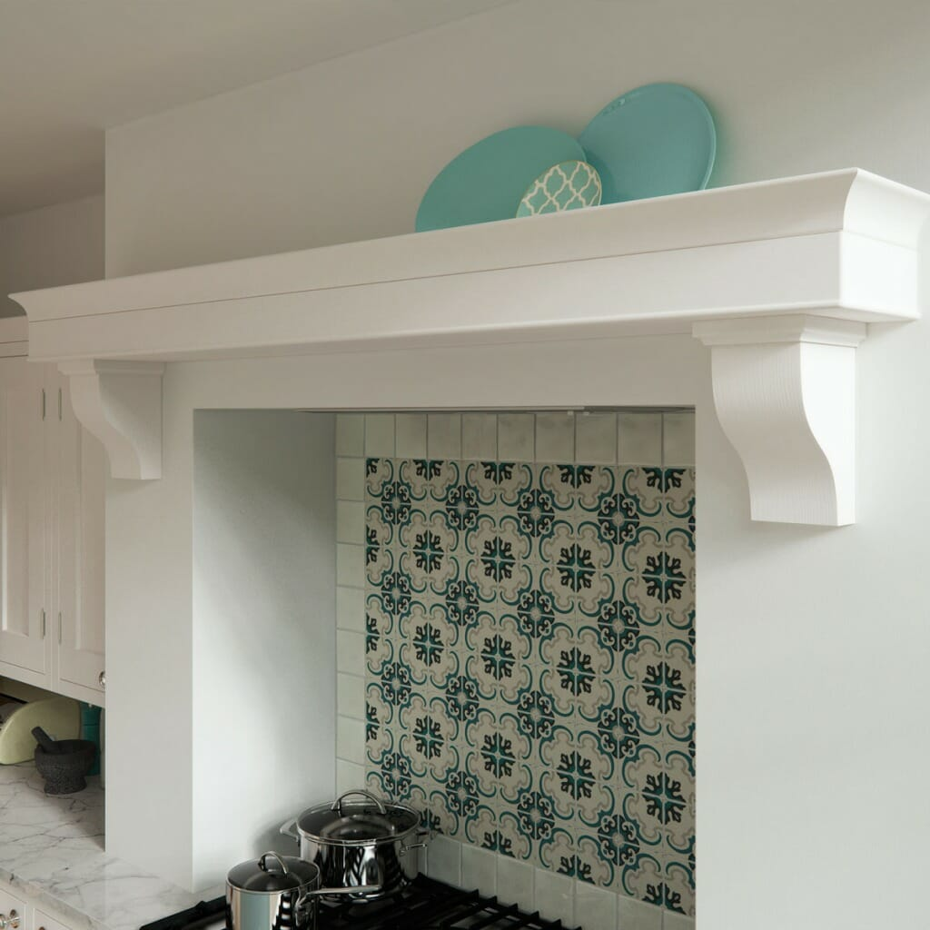 Chimney Mantles & Corbels