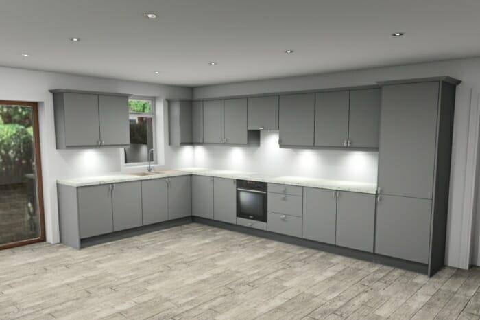 slab kitchen example