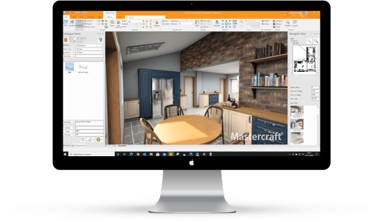 latest Mastercraft 3D design rendering software
