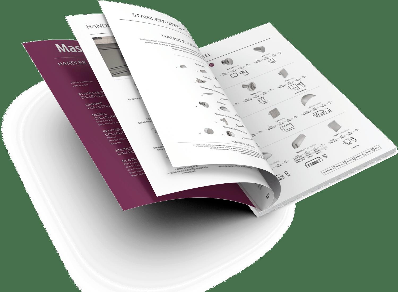 Handles Brochure Image