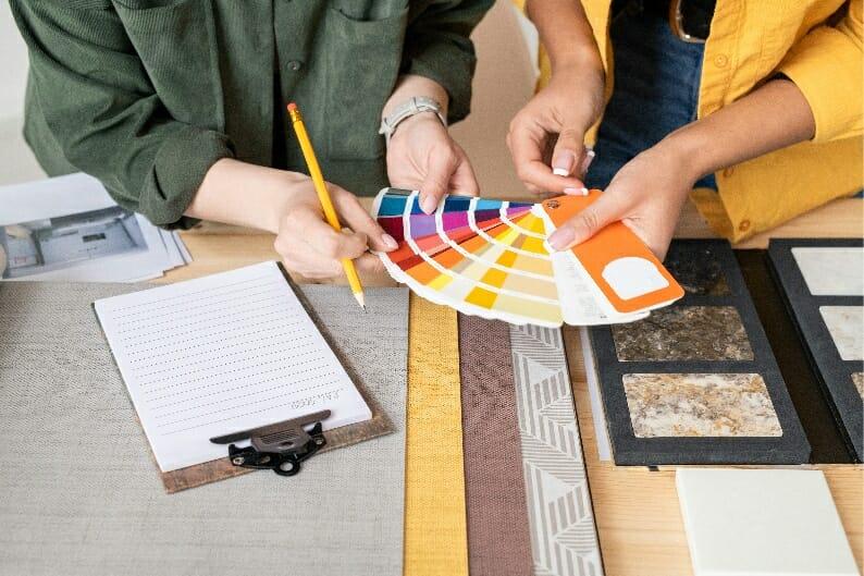 Mastercraft Designer colour schemes